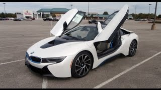 BMW i8 by Viral Studios