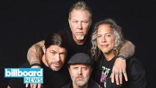 Metallica Pay Tribute to Chris Cornell During Boston Show | Billboard News
