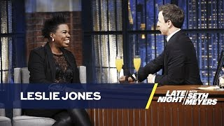 Leslie Jones Wants to Star in the Next Deadpool Movie