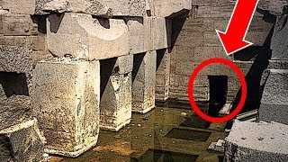 Ancient Egyptians DID NOT build THIS...The Osirion & Lost Ancient Technology