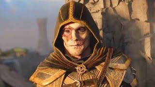 Confrontation: Breton and Nord Fight. Elder Scrolls Online Cinematic Trailer (Reformatted 16:9)