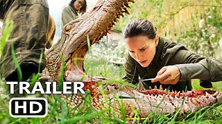 ANNIHILATION Official Trailer (2018) Natalie Portman Adventure Movie HD