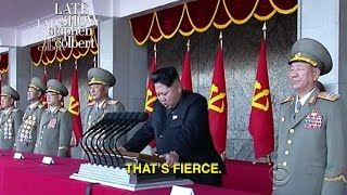 Exclusive Footage of Kim Jong-Un Preparing for War