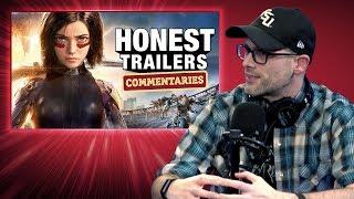Honest Trailers Commentary | Alita: Battle Angel