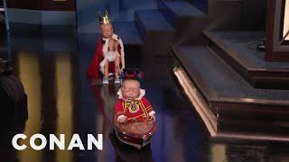 The Royal Baby's Grand CONAN Debut  - CONAN on TBS
