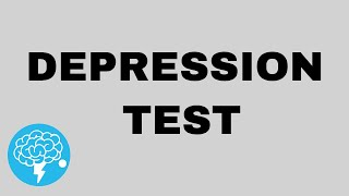 Are you depressed? (TEST)