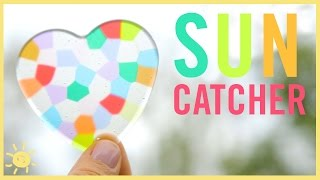 DIY | Sun Catchers