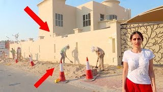 They Found something Under my HOUSE !!!