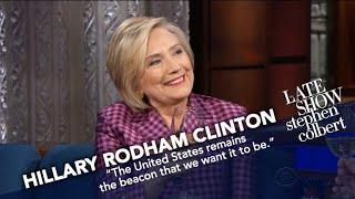 Hillary Clinton: Nobody