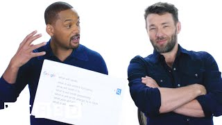 Will Smith & Joel Edgerton Answer the Web