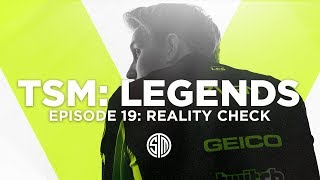 Why TSM is Struggling with Consistency - TSM: LEGENDS - S5E19