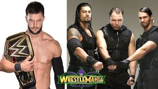 10 Surprises Rumored for WWE WrestleMania 34 - The Shield Reuniting?