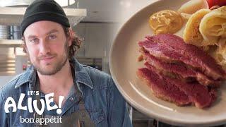 Brad Makes Perfect Corned Beef | It