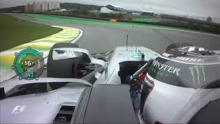Valtteri Bottas Storms to Pole   2017 Brazil Grand Prix