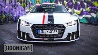 [HOONIGAN] DT 147: Audi TT Clubsport Biturbo 600HP AWD Monster
