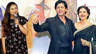 Rani Mukherjee CONFIRMS Doing Movie With Shahrukh Khan and Kajol