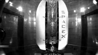 SpaceX Fairing Separation Test