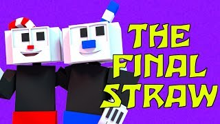 """""""The Final Straw"""" - Cuphead Minecraft Music Video [Song by CG5]"""