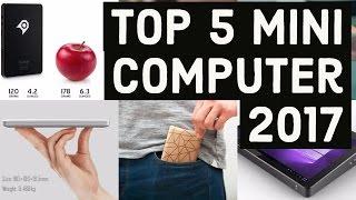 Top 5 Mini Computer 2017 GPD Pocket Next generation PDA   cool gadgets