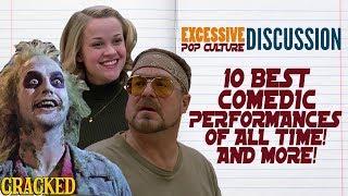 10 Most Iconic Comedic Performances in Movie History - This Week in EPCD (Big Lebowski, Beetlejuice)