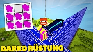 DARKO RÜSTUNG ÜBERLEBT 500000 DAMAGE | LUCKY BLOCKS WALL
