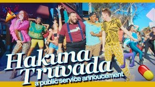 Hakuna Truvada - A Public Service Announcement