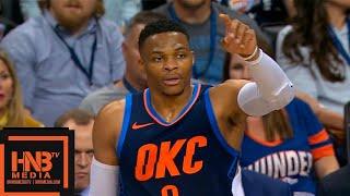 Oklahoma City Thunder vs Sacramento Kings 1st Qtr Highlights | 10.21.2018, NBA Season