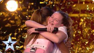 Ten-year-old Giorgia gets Alesha
