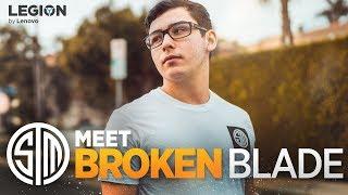 Meet TSM Broken Blade