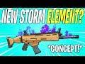 NEW STORM ELEMENT WEAPON CONCEPT! Storm ...mp3