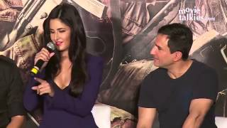 Katrina kaif Shocking comments on deepika