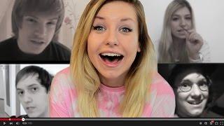 Die 1. Videos von bekannten YouTubern!