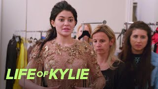 Kylie Jenner Wants What Done to Her Versace Gown?! | Life of Kylie | E!
