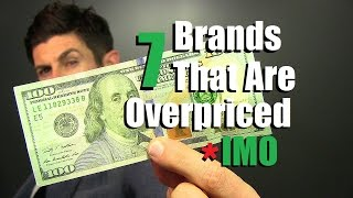 7 Clothing Brands That Are Overpriced IMO   Don