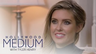 Tyler Henry Shocks Audrina Patridge With Unborn Baby News   Hollywood Medium with Tyler Henry   E!