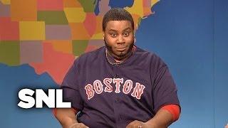 Weekend Update: David Ortiz - Saturday Night Live