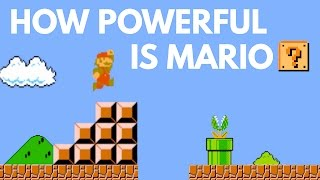 How Powerful Is Mario? | Science Of Super Mario