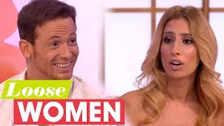Joe Swash Shocked After Stacey Solomon
