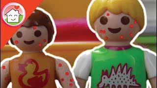 Playmobil Film deutsch Windpocken??? / Kinderfilm / Kinderserie von family stories