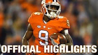 Wayne Gallman Official Highlights | Clemson Running Back