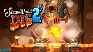Mehr Upgrades!   02   SteamWorld Dig 2