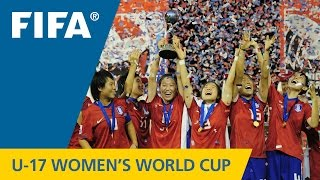 FINAL HIGHLIGHTS: FIFA U-17 Women