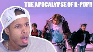 BTS - NOT TODAY MV REACTION