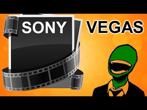 Как сделать крутой монтаж в sony vegas