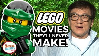 Lego Movies They