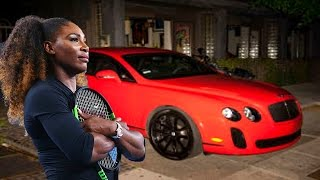 10 MOST EXPENSIVE THINGS OWNED BY SERENA WILLIAMS