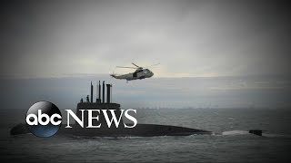 Ongoing search for missing Argentinian submarine