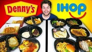 IHOP DINNERS vs. DENNY