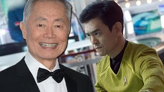 "George Takei Responds To ""Sulu"" Being Gay In Star Trek Beyond"