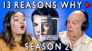 GENERATIONS REACT TO 13 REASONS WHY (Season 2 Trailer)